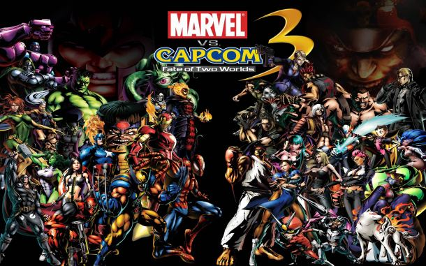 Marvel vs. Capcom 3 | oprainfall