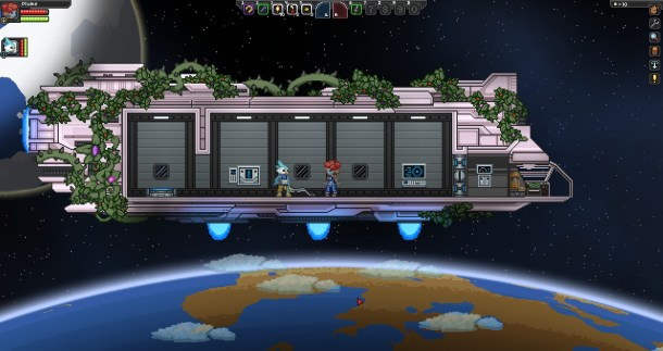 Starbound | Beginning