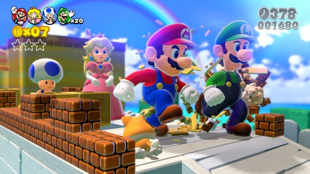 Super Mario 3D World | Nintendo Download