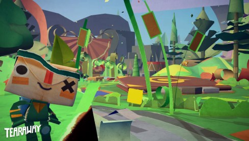 Tearaway - A Story of You and Me | oprainfall