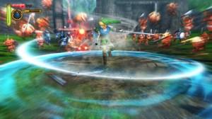 Nintendo Direct: Hyrule Warrior - Spin Attack! | oprainfall