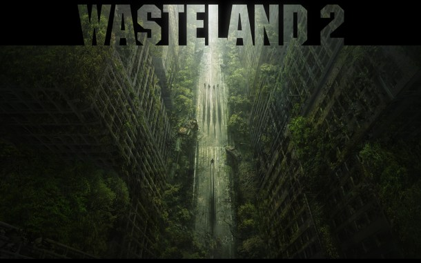 Wasteland 2 Cover Art