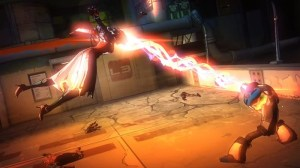 Yaiba: Ninja Gaiden Z - Beck from Mighty No. 9 02   oprainfall