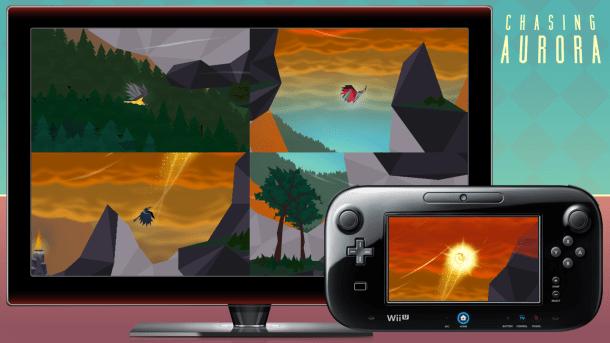 Chasing Aurora: 5-Player Gameplay | Nintendo Download Europe