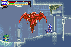 Castlevania: Aria of Sorrow | Flame Demon