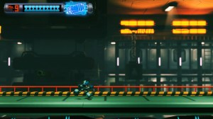 Mighty No. 9 Alpha | Screenshot