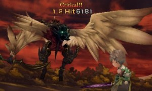 Bravely Default: For the Sequel | Lucifer Screenshot