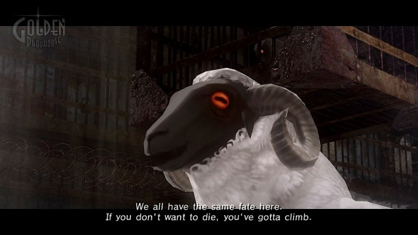 Catherine | Sheep