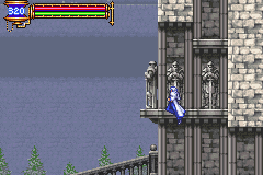 Castlevania Aria of Sorrow | Double Jump