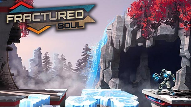 Fractured Soul | Icy Screen