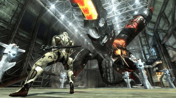 Jetstream Sam - Metal Gear Rising: Revengeance | oprainfall Awards
