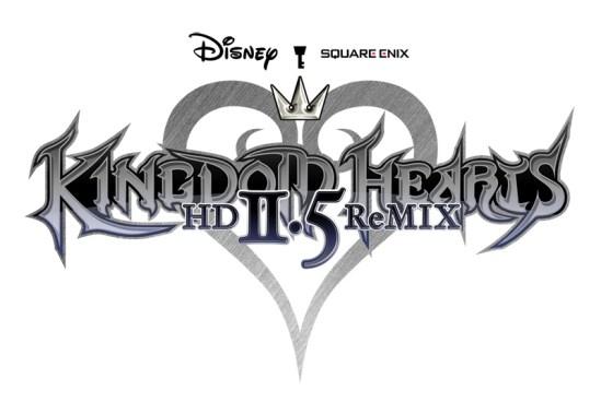 Kingdom Hearts HD 2.5 ReMIX Logo