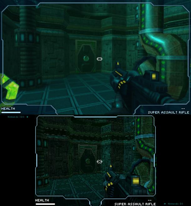 Moon Chronicles   DS-3DS Comparison