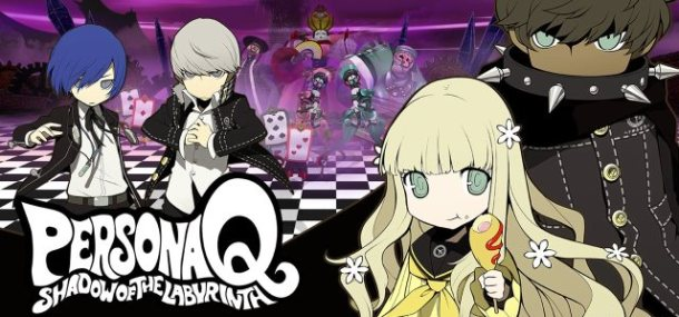Persona Q: Shadow of the Labyrinth | oprainfall