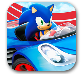 Sonic & All-Stars Racing Transformed  - App Icon