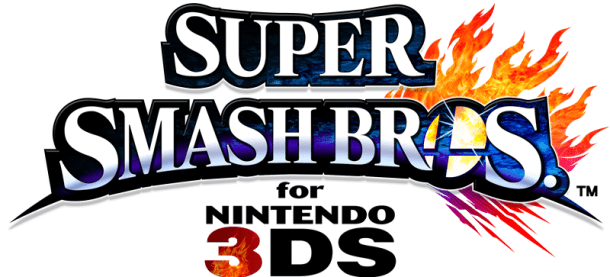 Super Smash Bros. for Nintendo 3DS Logo