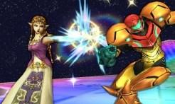 Super Smash Bros 3DS | Zelda and Samus