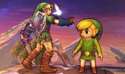 Super Smash Bros 3DS | Two Links Twice