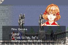 Castlevania: Aria of Sorrow | Mina