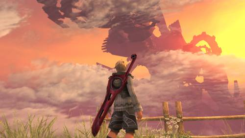 Xenoblade Chronicles | Sunset