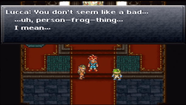 Building Character   Meeting Frog