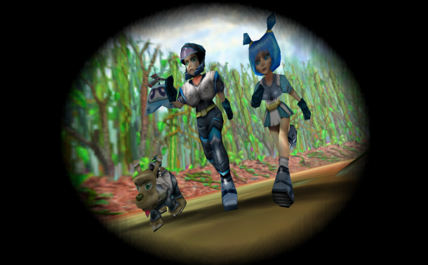 Jet Force Gemini | Team