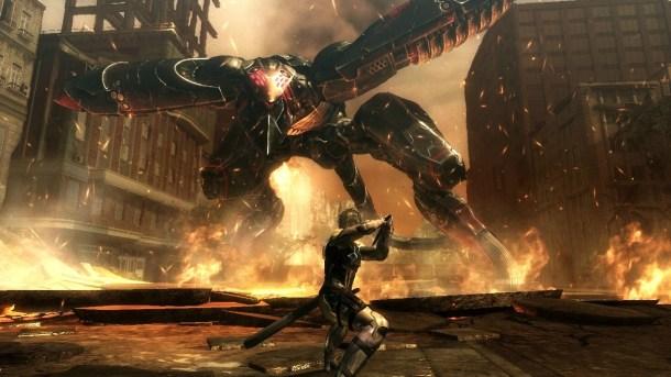 Metal Gear Rising: Revengeance | oprainfall Awards