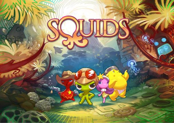 Squids Odyssey | oprainfall