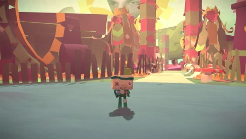 Tearaway - Your Story, Their Story | oprainfall