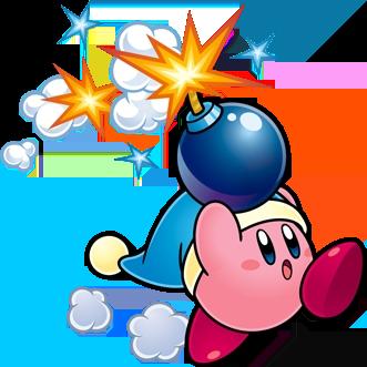 Nintendo Direct | Bomb Kirby