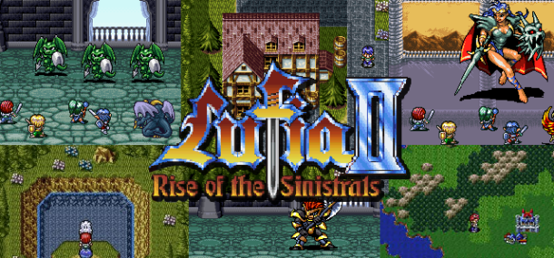 Lufia II: Rise of the Sinistrals - Natsume | oprainfall