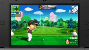 Mario Golf: World Tour—Satoru Iwata Mii Normal | Nintendo Direct (North America) 2014-02-13