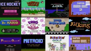 NES Remix 2 Games