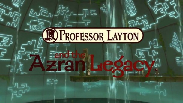 Nintendo Download - Professor Layton and the Azran Legacy  | oprainfall