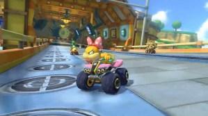Mario Kart 8 | Wendy O. Koopa