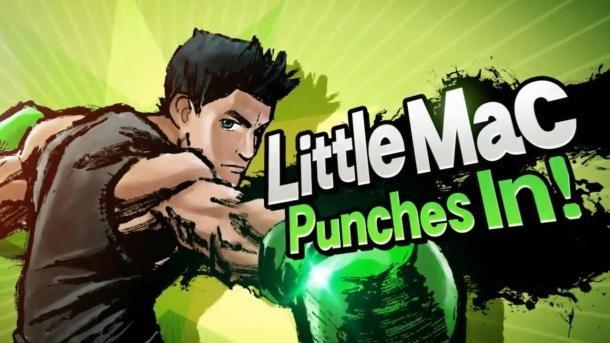 Super Smash Bros. for Wii U & 3DS—Little Mac Punches In! | Nintendo Direct (North America) 2014-02-13