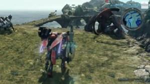 X Battle Screenshot 2