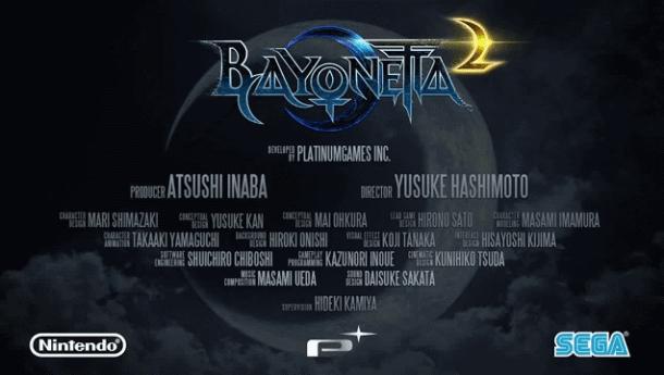 Bayonetta 2 | Title