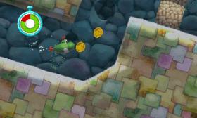 Yoshi's New Island - Submarine | oprainfall