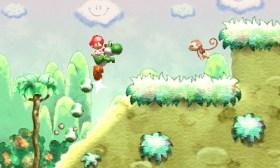 Yoshi's New Island - Don't Monkey Around | oprainfall