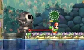 Yoshi's New Island - Metal Shy Guy | oprainfall