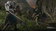 Dark Souls 2 Knight Defends