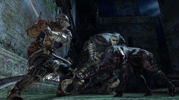 Dark Souls II - Media Create | oprainfall