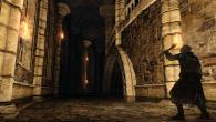 Dark Souls 2 Long Corridor