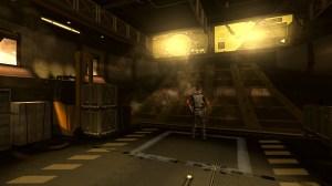 Approaching Namir | Deus Ex: The Fall (Windows)