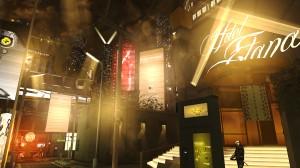 Hotel Etana | Deus Ex: The Fall (Windows)