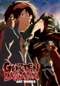 Gurren Lagann Art Works | oprainfall