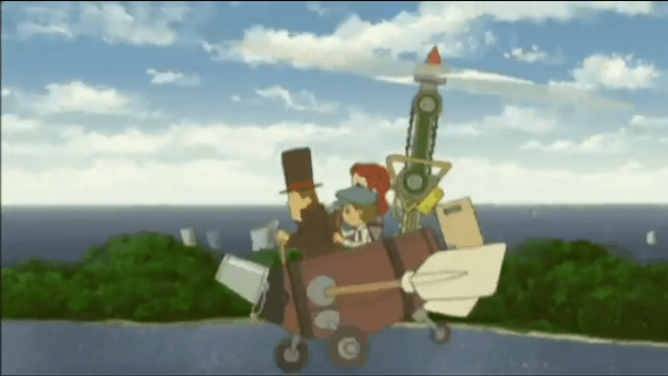 Smashing Saturdays! - Most Wanted Brawler: Hershel Layton's Flying Machine | oprainfall