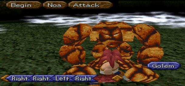 Legend of Legaia   Battle System