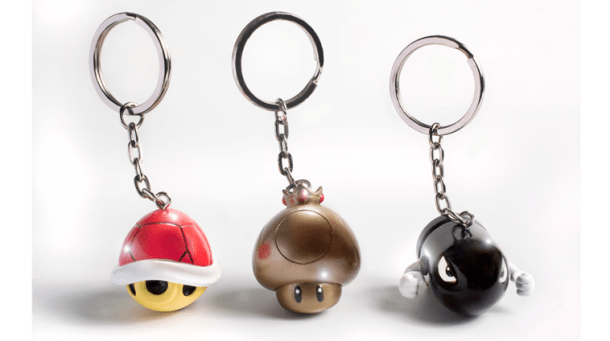 Mario Kart 8 | Key Chains